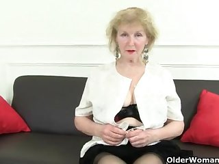My favourite grandmas from the UK fixing one
