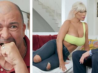 Prexy wife have sex hard husband's boss