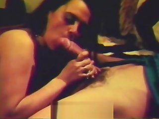 Paying the Babysitter fro Cum (1970s Vintage)