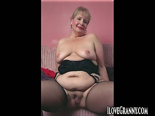 ILoveGrannY Extremely Aged Unprofessional Granny Photos