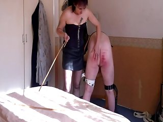Caned For Lying More My Wife